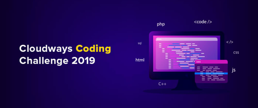 Cover image for Cloudways Coding Challenge: Win $500 Free Credits and Goodies