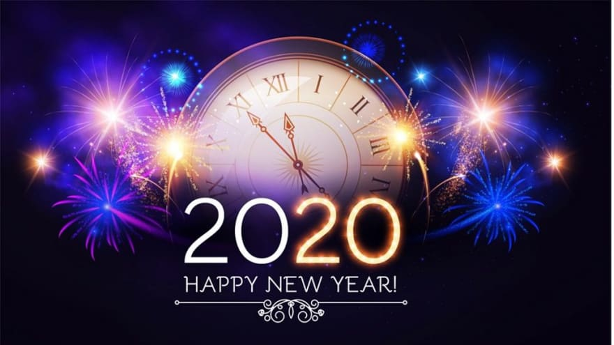 happy new year 2020 dev happy new year 2020 dev