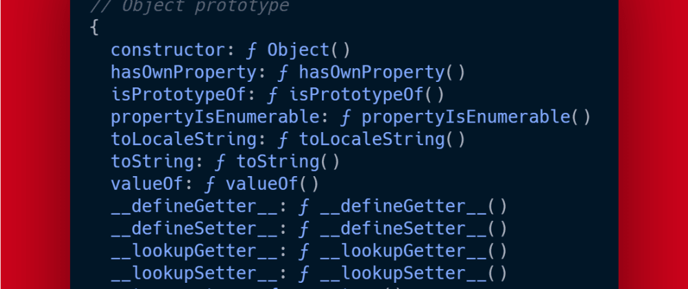 Cover image for JavaScript - Prototypal Inheritance