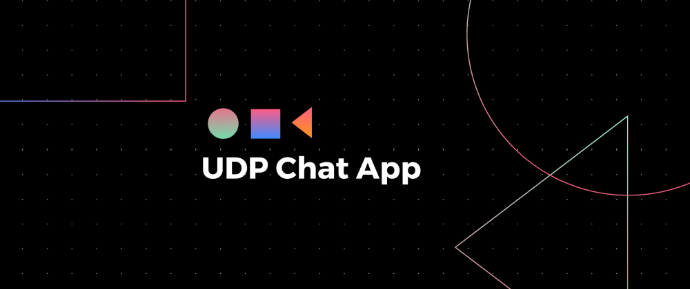 Cover image for UDP Chat App