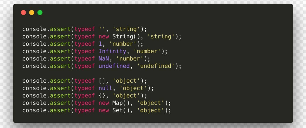 Cover image for Detecting Object vs Array in JavaScript by example