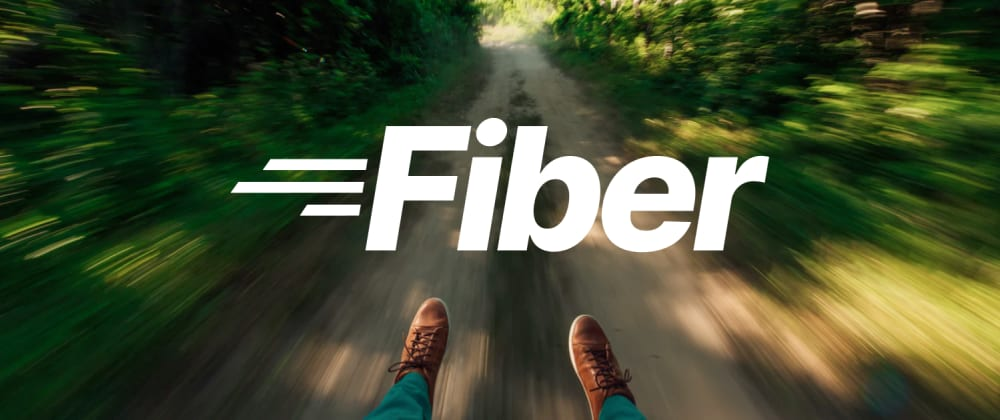 Cover image for Fiber v1.9.6 🔥 How to improve performance by 817% and stay fast, flexible and friendly?