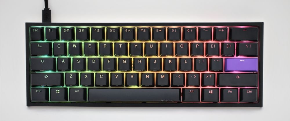 Cover image for I wanna hack my keyboard