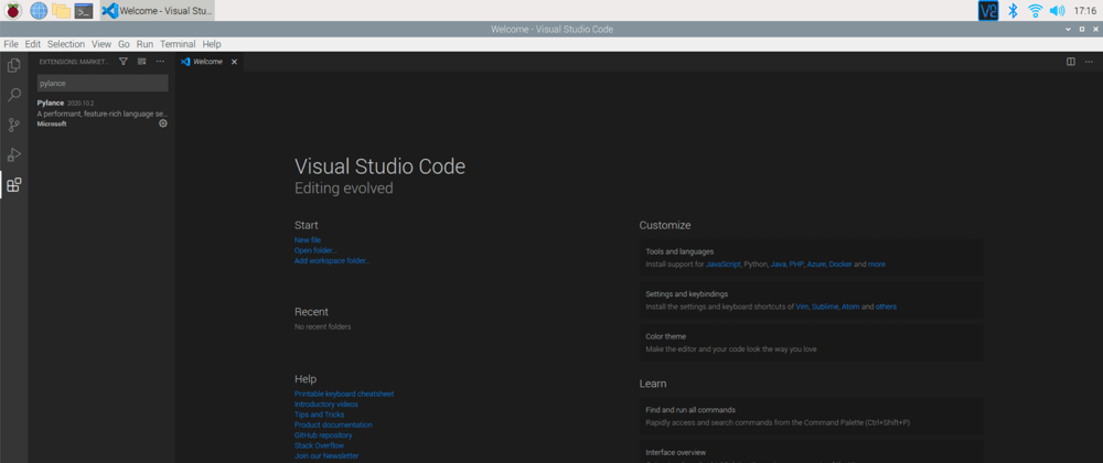 Cover image for Run Visual Studio Code on a Raspberry Pi
