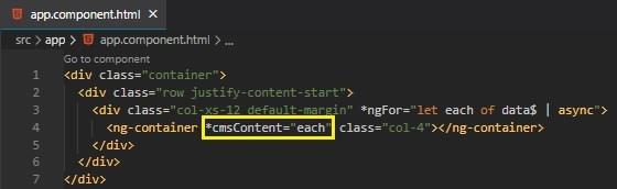 Customer Code