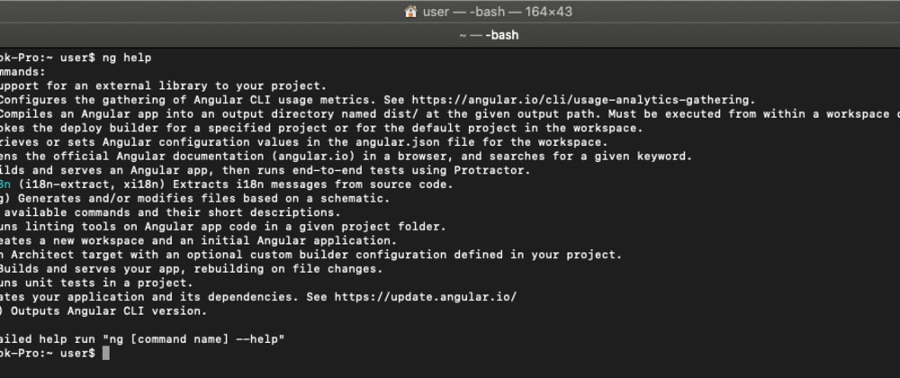 Cover image for How to install and use the Angular CLI?