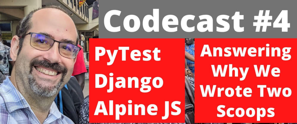 Cover image for Codecast #4