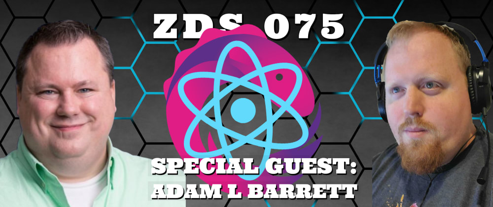 Cover image for Adam L Barrett | ZDS 075