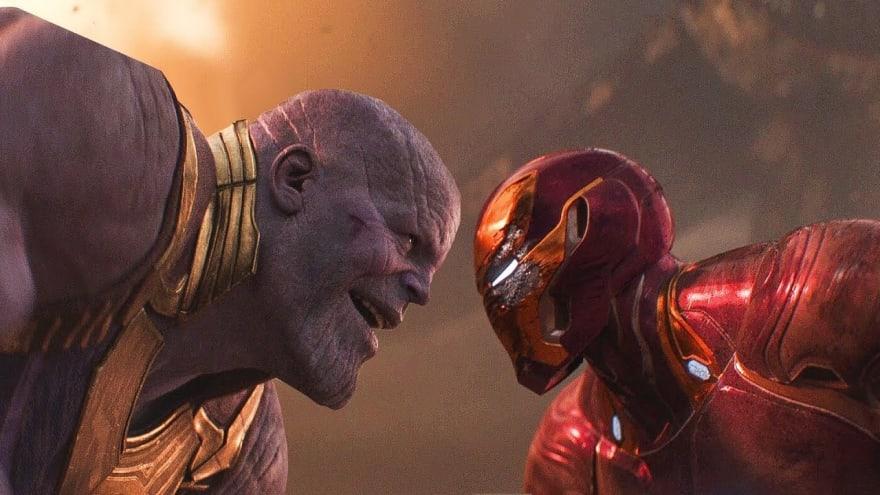2020 vs. Iron Man