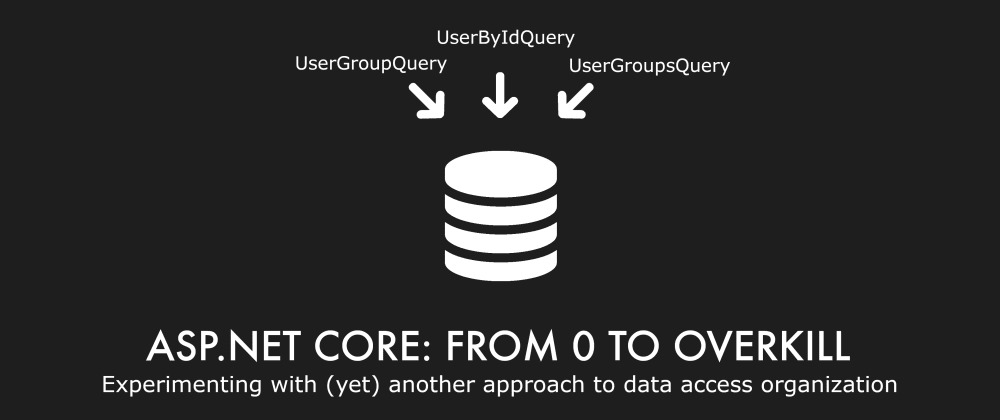 Cover image for E035 - Experimenting with (yet) another approach to data access organization - ASPF02O