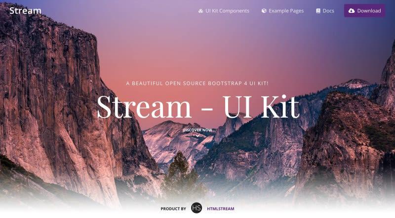 Stream UI Kit