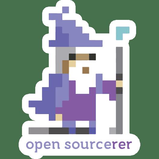 open sourcerer