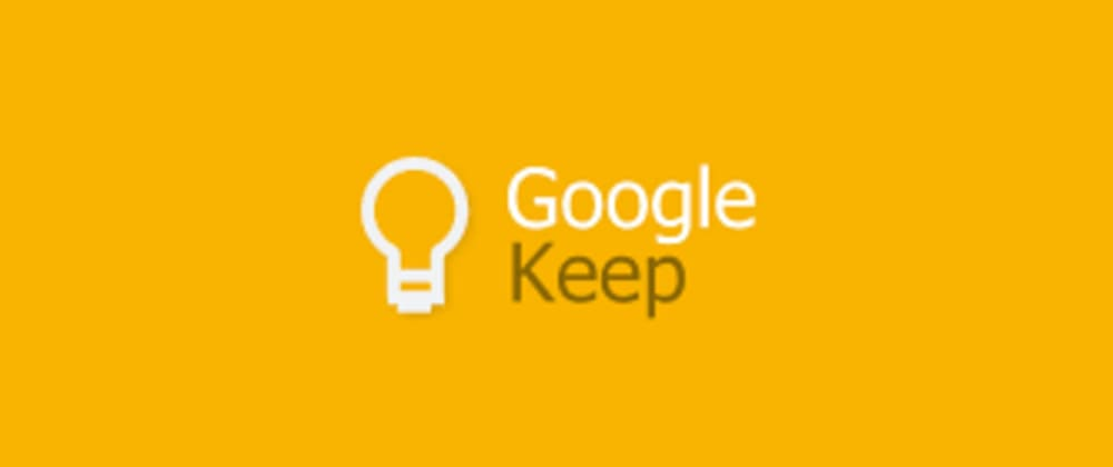 Cover image for Google Keep Lite - Building Google Keep clone using reactjs