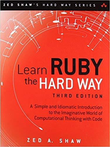 Learn-Ruby-the-Hard-Way