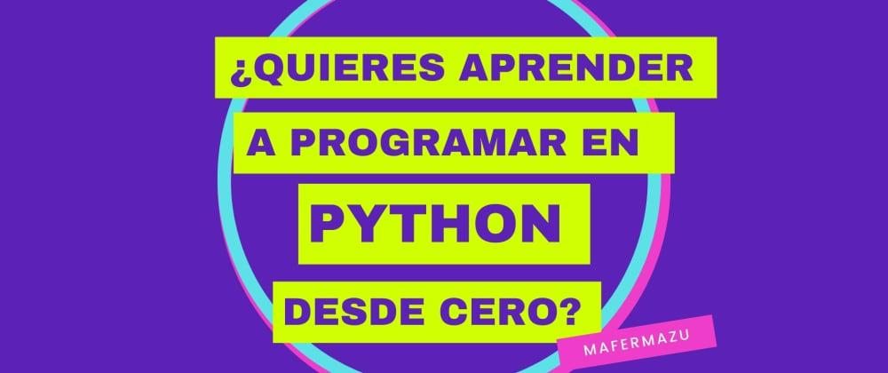 Cover image for 🐍 Python Básico