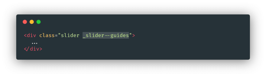 guides code