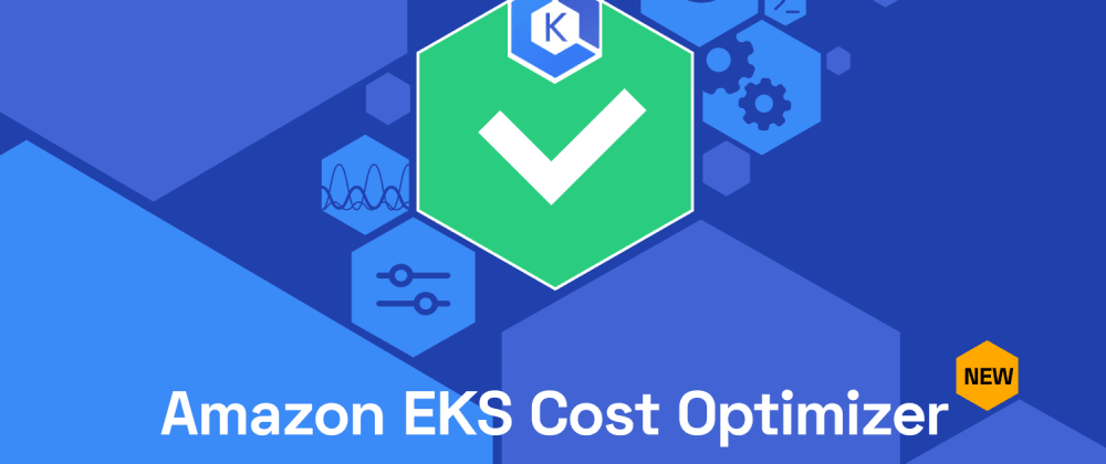 Cover image for Introducing EKS Optimizer: Reduce your AWS Kubernetes costs by50%