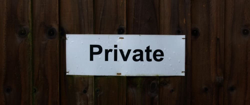 Cover image for Why Does Privacy Matter?