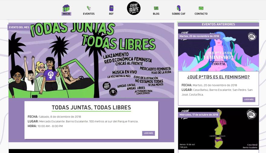 www.chicasalfrente.com