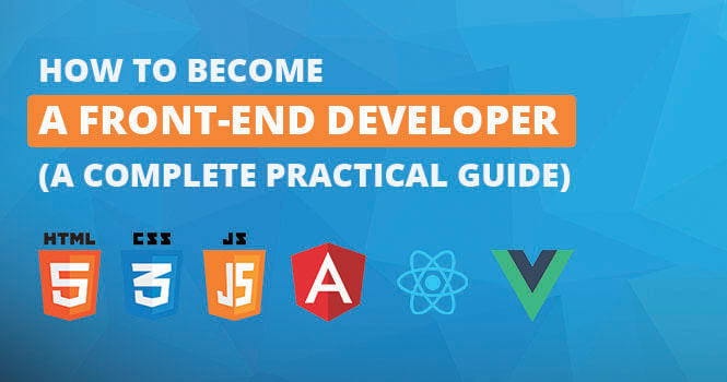 How to become a front-end dev