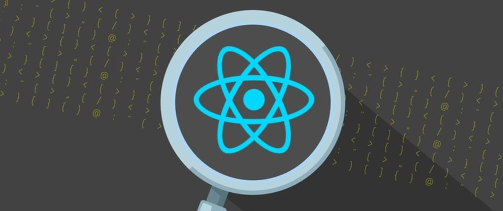 Cover image for Latest React Component Syntax, May 2020