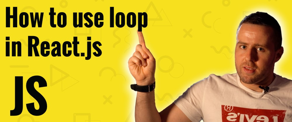 Cover image for How to use loop in React.js?