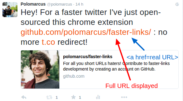 Twitter Without Short Links - DEV Community 👩 💻👨 💻