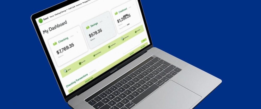 Cover image for Standard Banking Demo: Discovering Entando CMS Components