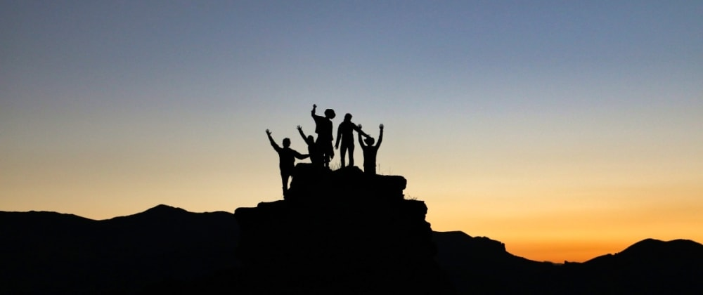 Cover image for How can a team concur mountain hills together