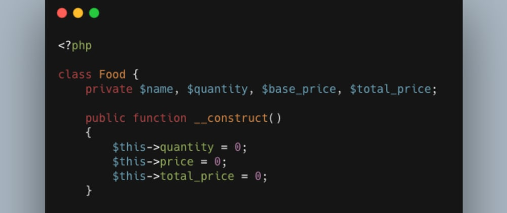 Cover image for Plain old PHP Object - Usability and benefits in modern PHP programming