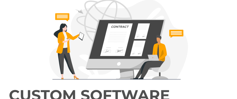 Cover image for Custom Software Development Contract: How to Sign Agreements with Vendors