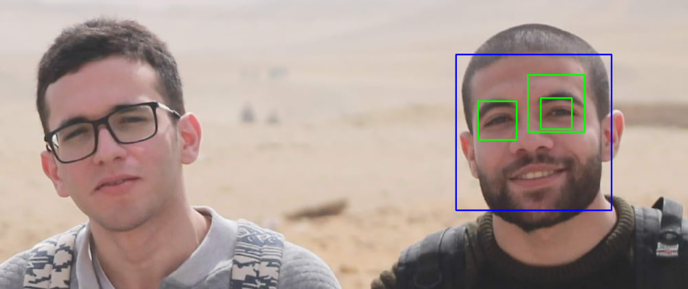 Cover image for How to detect your face through image or video camera in python