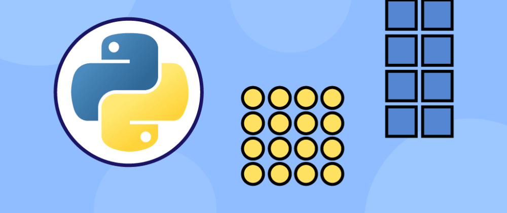 Cover image for Python tutorial: Get started with Python arrays