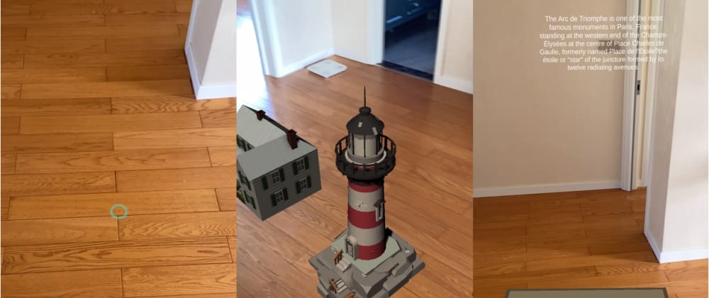 Cover image for How to Create an AR Travel Experience in 15 Minutes or Less [Tutorial]