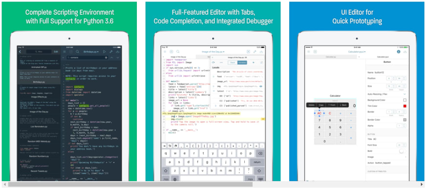 coding on mobile
