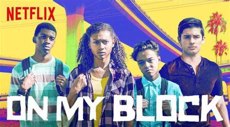 On My Block cover 3