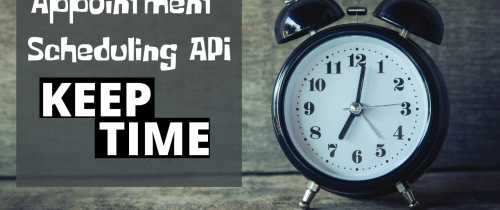 Cover image for Manage your time - Using this Appointment Scheduling widget