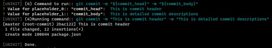 Tasks Execution