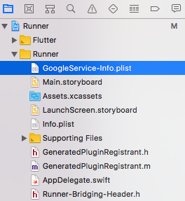 How to fix the error that the header file of Flutter Plugin