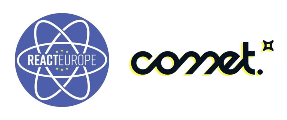 Cover image for Comet, Diamond sponsor of ReactEurope 2018