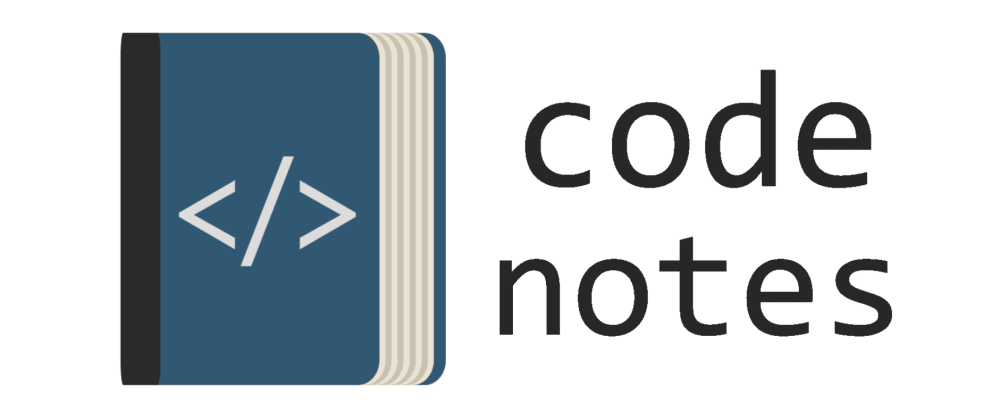 Cover image for Code Notes, an open source code snippet manager to increase our productivity! 🚀