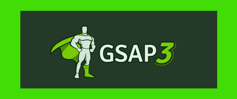 Cover image for Challenge: Get started with GSAP 3