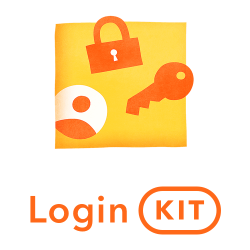Login Kit logo