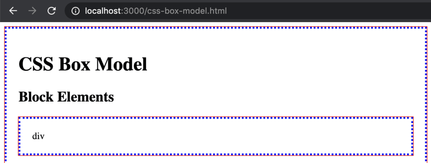 css-box-model file has unchanged font styles