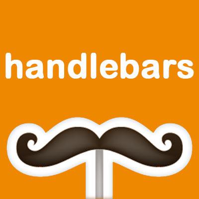Handlebars Logo