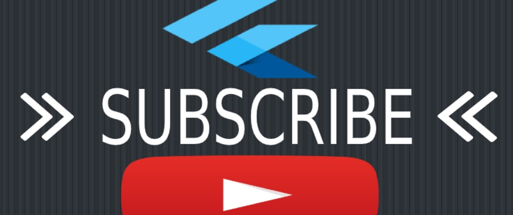 Cover image for Top 10 Youtube channels for Flutter developers (2020)