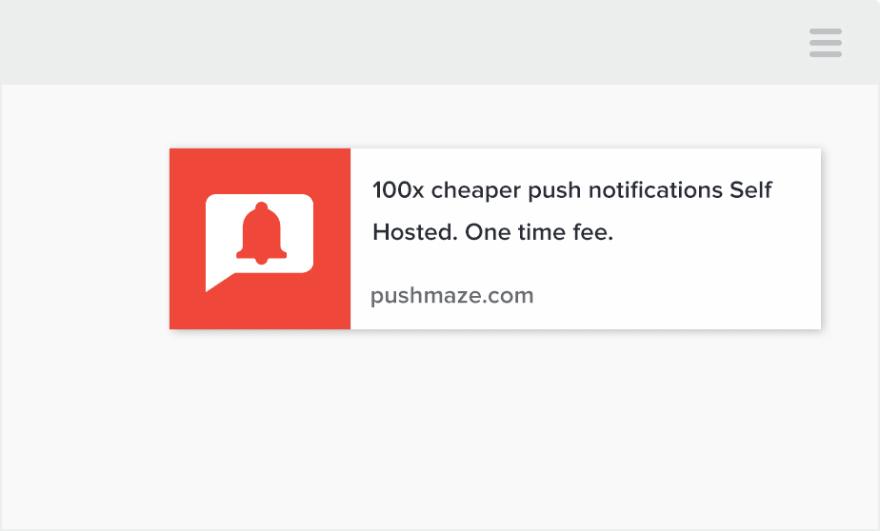 Chrome Push Notifications