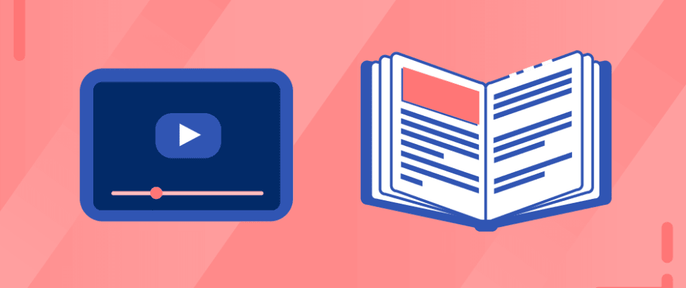 Cover image for What platform is best for eLearning: text vs video lectures