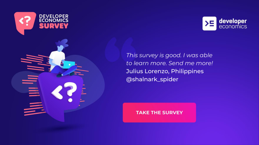 Learn from the survey