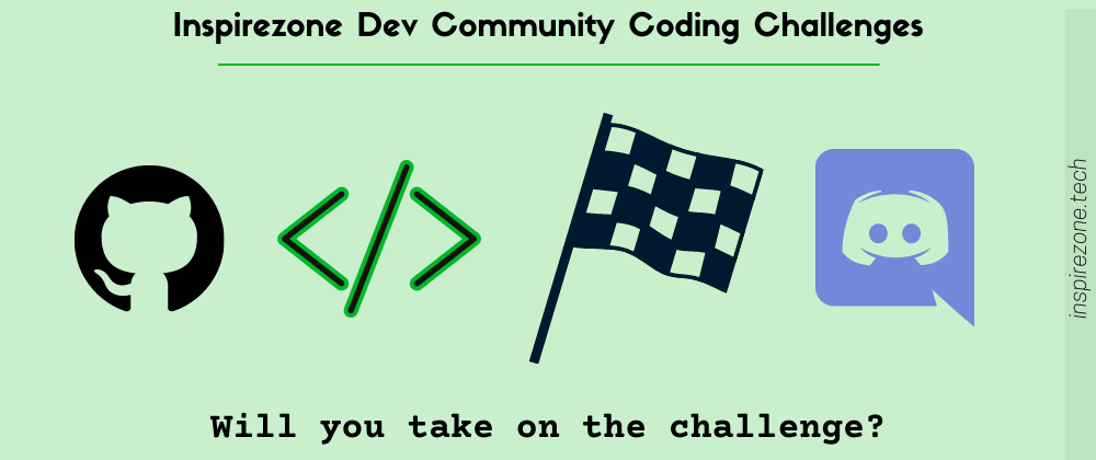 Cover image for A Developer Community Encouraging Active Coding Practice 🏁